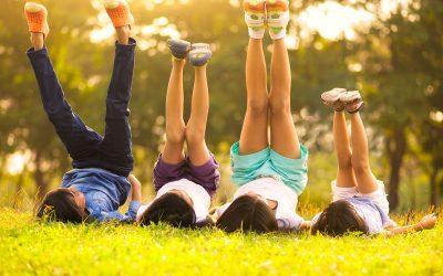 Rainbow Region Kids Spring 2021 Vacation Club