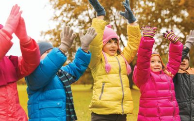 Rainbow Region Kids winter 2020 school Vacation Club