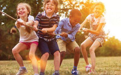 Rainbow Region Kids autumn 2020 school Vacation Club