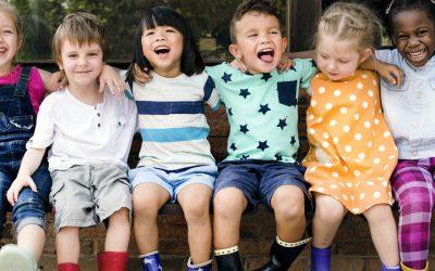 Rainbow Region Kids