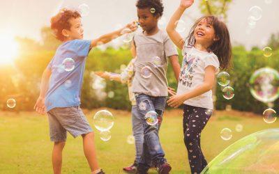 Rainbow Region Kids Autumn 2021 Vacation Club
